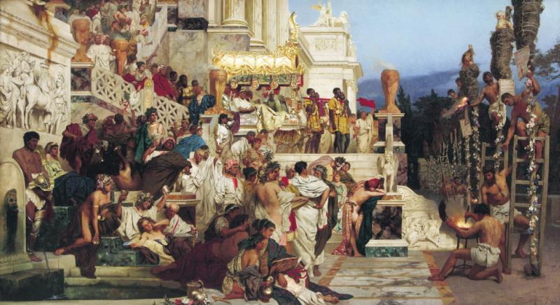chelovek interesnyie faktyi  Жизнь в I веке. Интересные факты