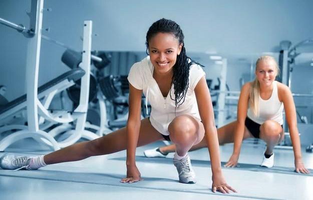 sport  Такой полезный фитнес