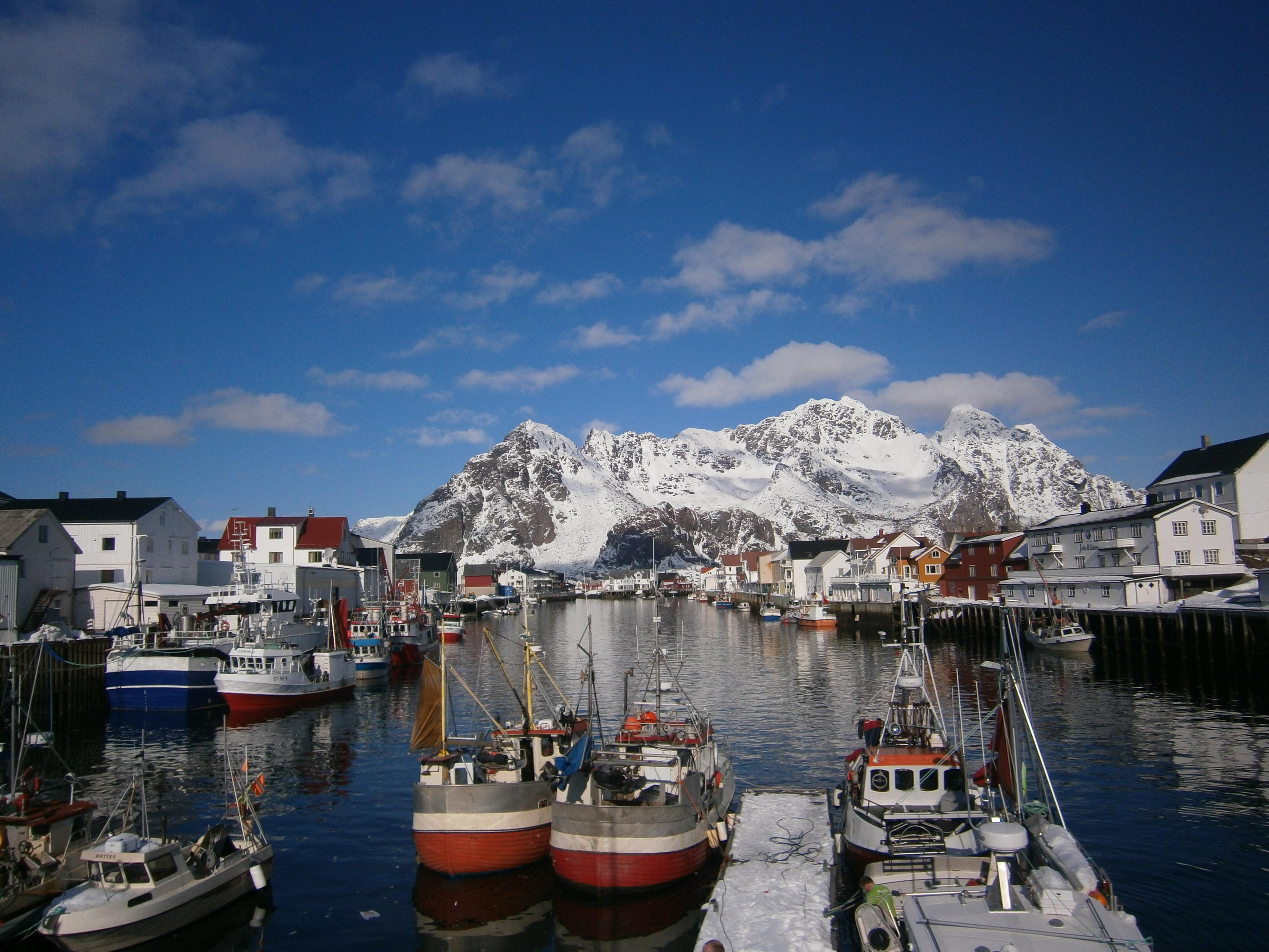 chelovek puteshestviya 2 priroda otdyx  Удивительные острова в Норвегии