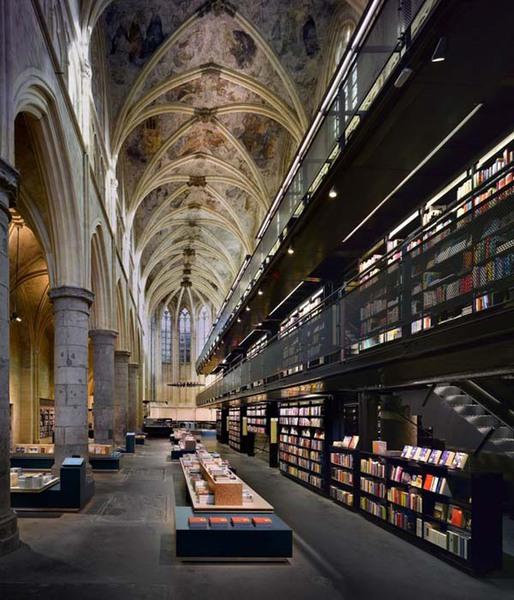 Теперь это одна из самых популярных библиотек в Голландии