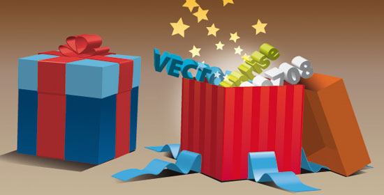 Design Gift Boxes Using Illustrator's 3D Tools - preview.
